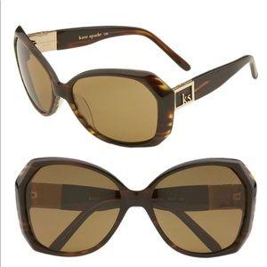 Kate Spade Tierney Oversized Sunglasses
